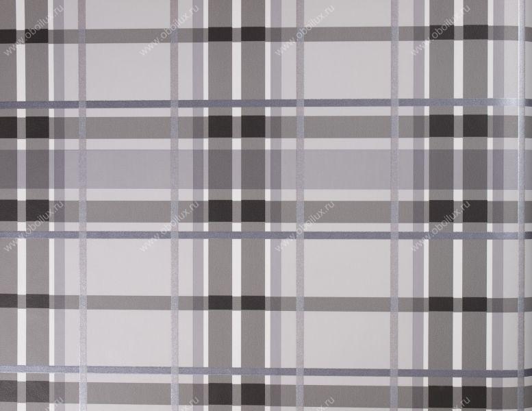 Обои  Eijffinger,  коллекция Black & White, артикул397640