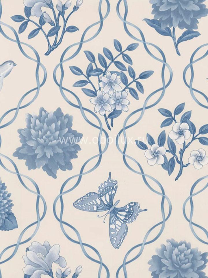Канадские обои Blue Mountain,  коллекция Blue, артикулBC1580387