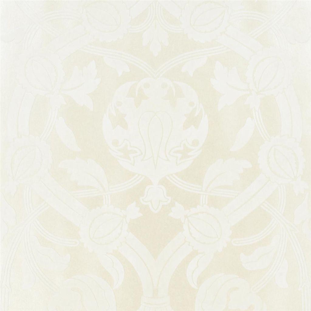 Английские обои Designers guild,  коллекция The Royal Collection - Rosa Chinensis, артикулPQ007/05