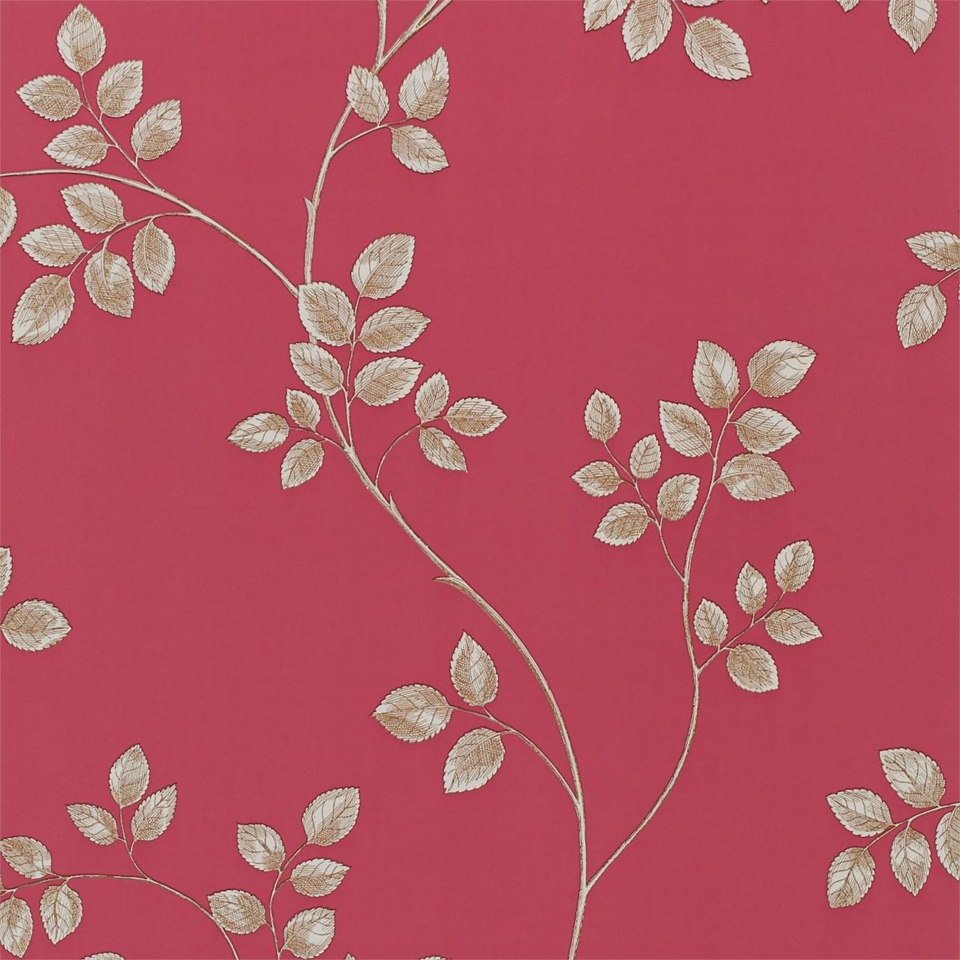 Английские обои Sanderson,  коллекция Parchment Flowers, артикулDPFWFR103