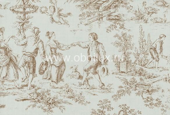 Американские обои Pelican Prints,  коллекция Finesse, артикулTP21602