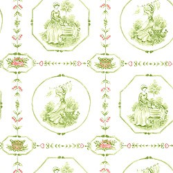 Американские обои Thibaut,  коллекция Great Estates, артикулT5820