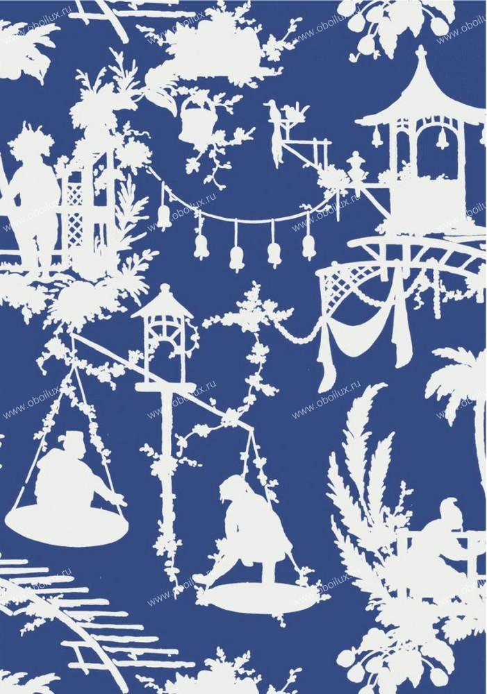 Американские обои Thibaut,  коллекция Resort, артикулT16020