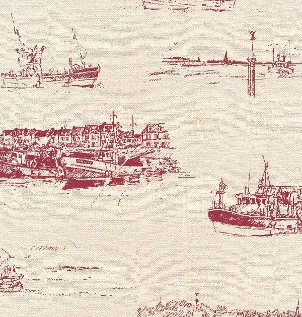 Французские обои Casadeco,  коллекция Nautic, артикулNTC15128110