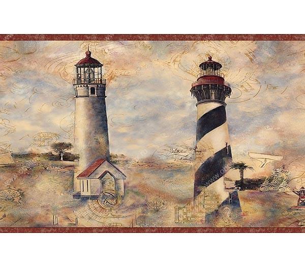 Американские обои Chesapeake,  коллекция Coastal waters, артикулCW32082B