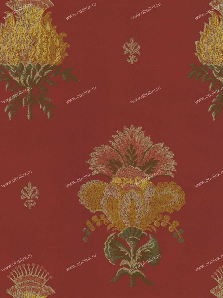 Американские обои Stroheim,  коллекция Color Gallery Cinnabar and Saf, артикул7847E0245
