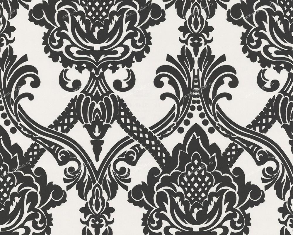 Немецкие обои A. S. Creation,  коллекция Black & White 2, артикул554949