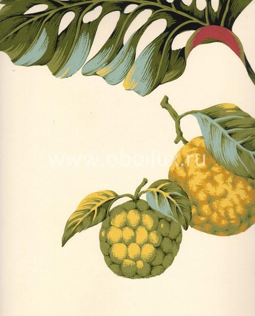 Американские обои York,  коллекция Antonina Vella - Botanica, артикулVB6700