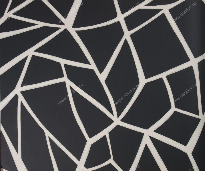 Обои  Eijffinger,  коллекция Black & White, артикул397522