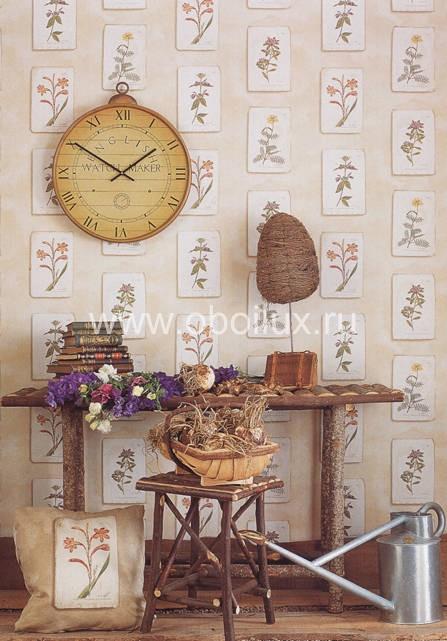 Английские обои Lewis & Wood,  коллекция Sporting & Character, артикулLW5063