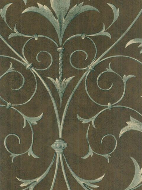 Американские обои Wallquest,  коллекция Sandpiper Studios - New Elegance, артикулSD70207