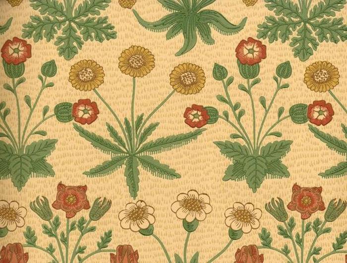 Английские обои Morris & Co,  коллекция Compendium, артикулWR8479/1