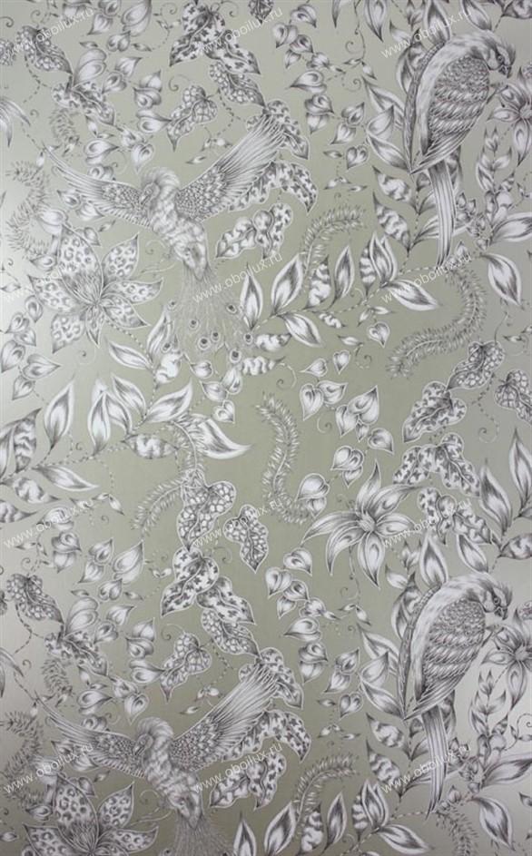 Английские обои Osborne & Little,  коллекция Persian Garden, артикулW6495-04