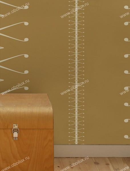 Испанские обои Tres Tintas,  коллекция Bodoni, артикулVH7_A3
