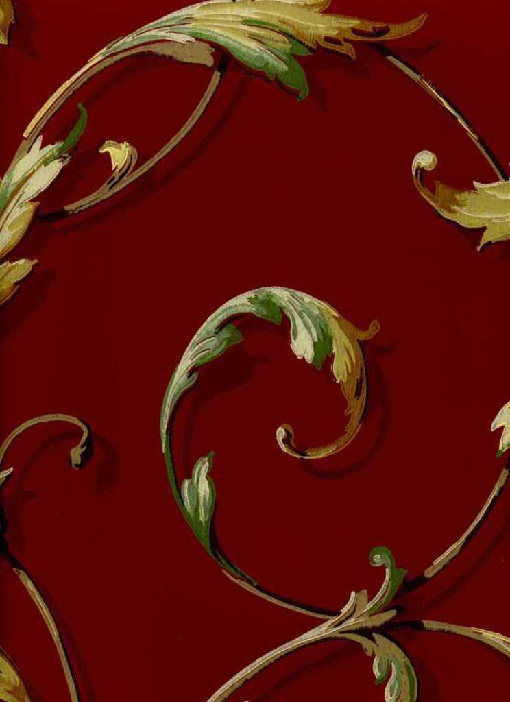 Американские обои York,  коллекция Ashford House - Classics, артикулAH4712