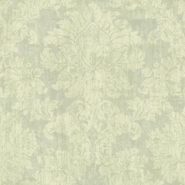 Американские обои York,  коллекция Silver Leaf II, артикулSL5609