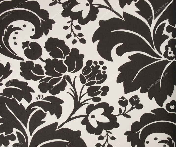 Обои  Eijffinger,  коллекция Black & White, артикул397651