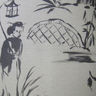 Испанские обои Vilber,  коллекция Asian, артикулW750002W50