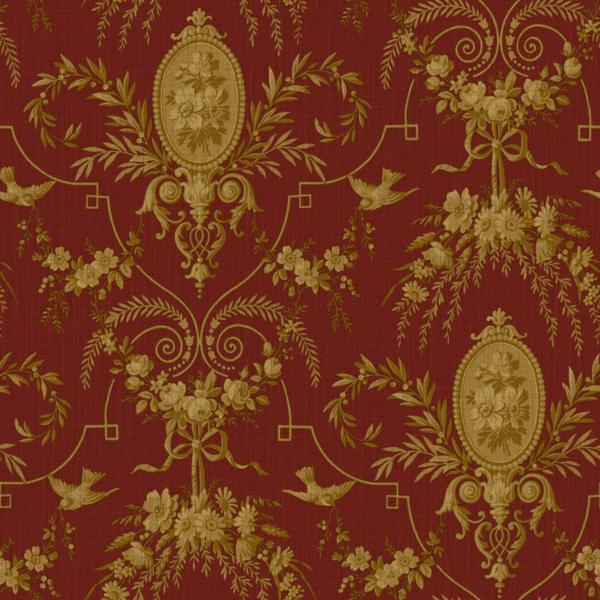 Американские обои Wallquest,  коллекция Sandpiper Studios - Heart of Provence, артикулPV10503