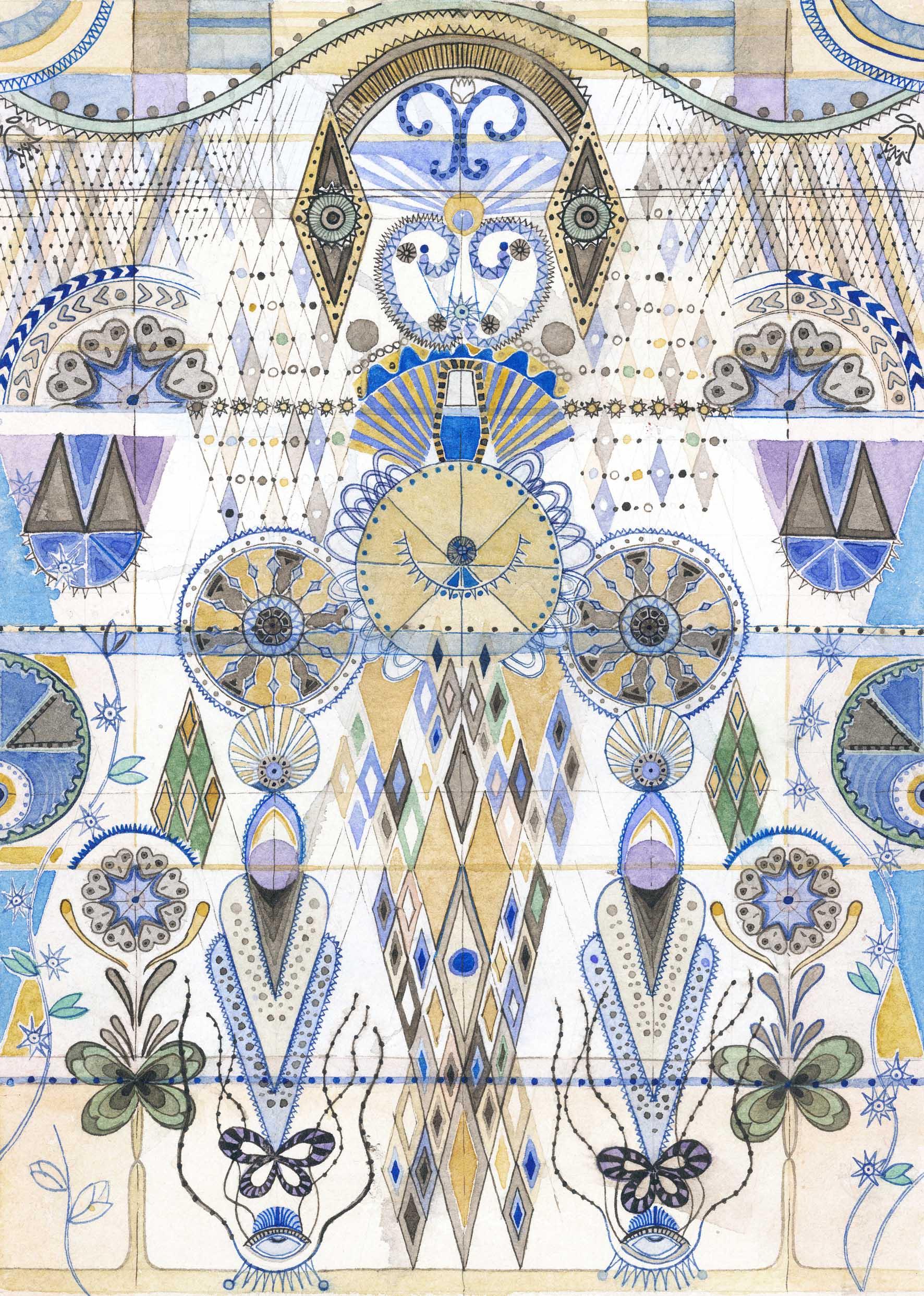 Российские обои ID Wall,  коллекция Art, артикулID061011