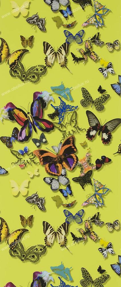 Английские обои Designers guild,  коллекция Christian Lacroix - Carnets Andalous, артикулPCL008/04