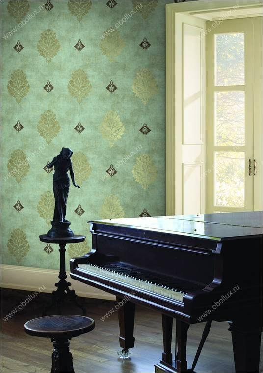 Американские обои Fresco,  коллекция Rialto, артикулTW10102