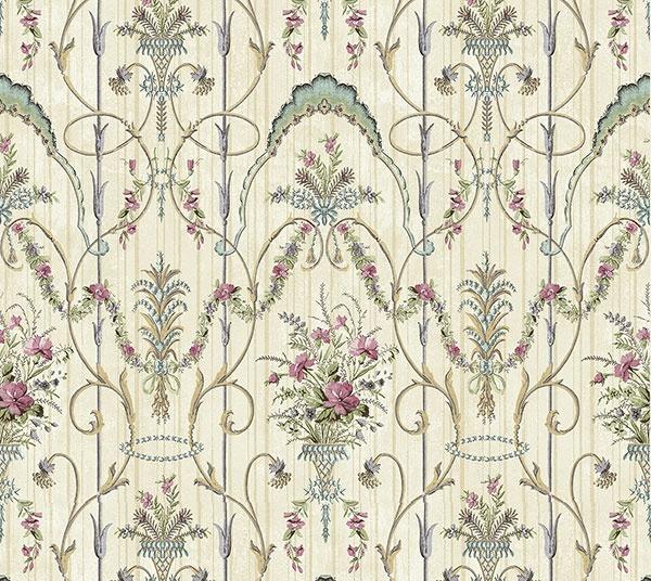 Немецкие обои KT-Exclusive,  коллекция Parisian Florals, артикулFV60819
