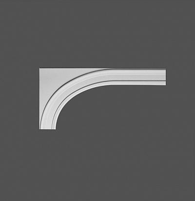 Полудуга из полиуретана (левая и правая) M9010LR