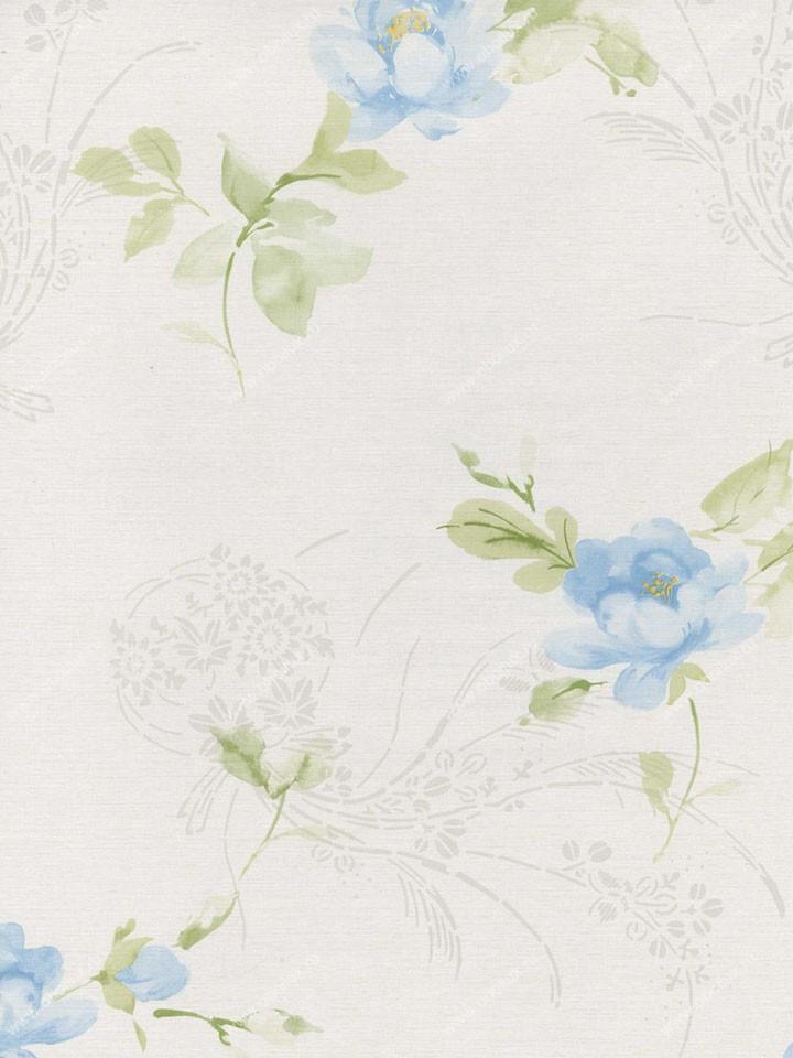 Американские обои Wallquest,  коллекция Fresh Floral, артикулFF90002