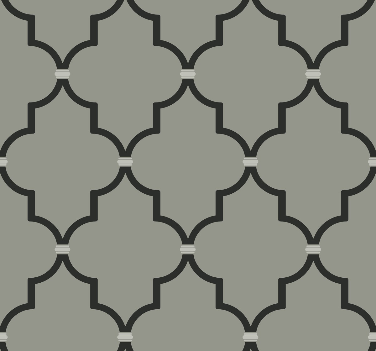 Американские обои Paper & Ink,  коллекция Madison Geometrics, артикулLA30510