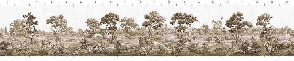 Американские обои Paul Montgomery Studio,  коллекция Melange Series, артикулS-05-16-S