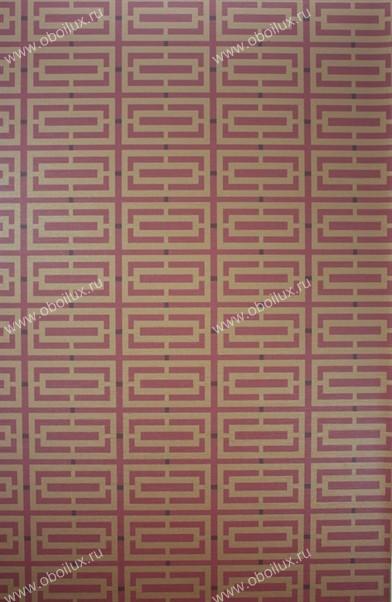Английские обои Osborne & Little,  коллекция Metropolis Vinyls II, артикулW6330-06