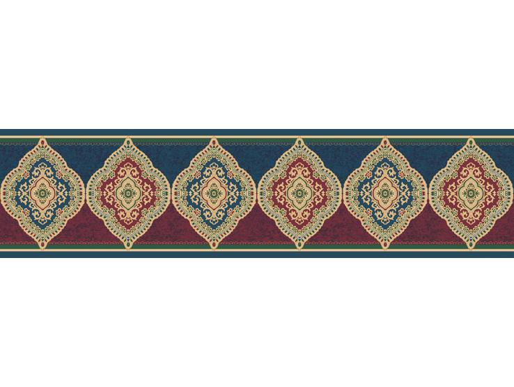 Канадские обои Blue Mountain,  коллекция Borders, артикулBC1583864