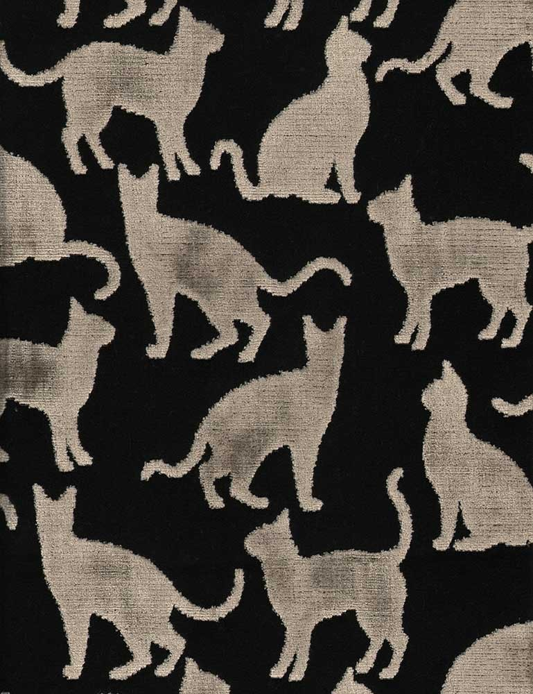Renoir Taupe Black