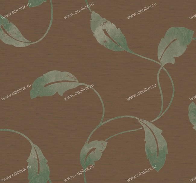 Американские обои York,  коллекция Ronald Redding - Silver Leaf, артикулPM9251