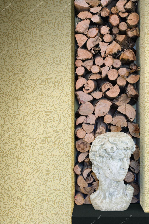 Итальянские обои Jannelli & Volpi,  коллекция JV 501, артикул4040