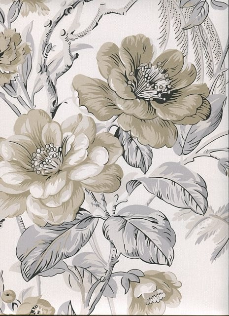 Американские обои Fresco,  коллекция Somerset House, артикул2668-21532