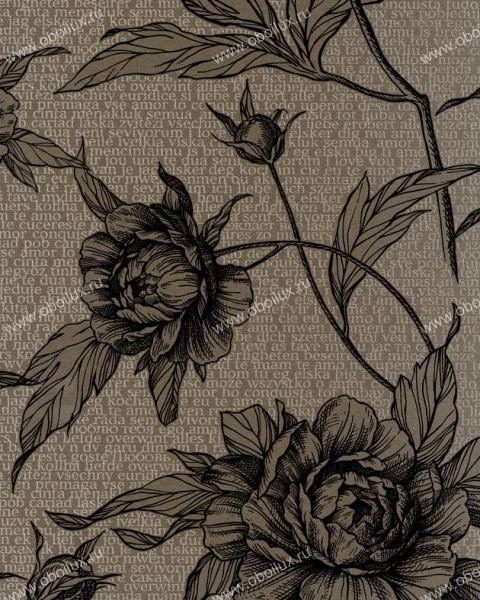 Шведские обои Eco,  коллекция Rose, артикул2779