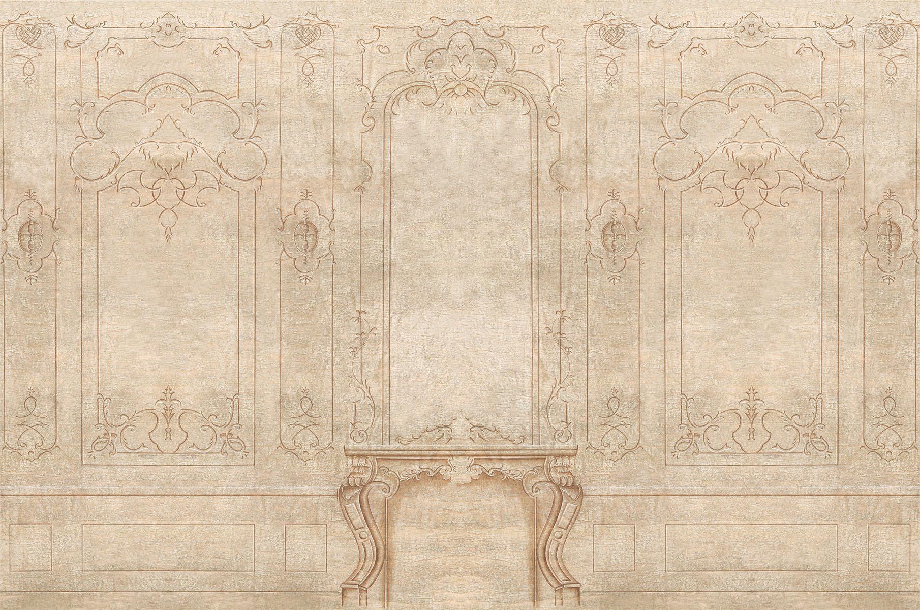 Английские обои Iksel,  коллекция Scenic & Architectural Wallpapers, артикулLouisXVBoiserie