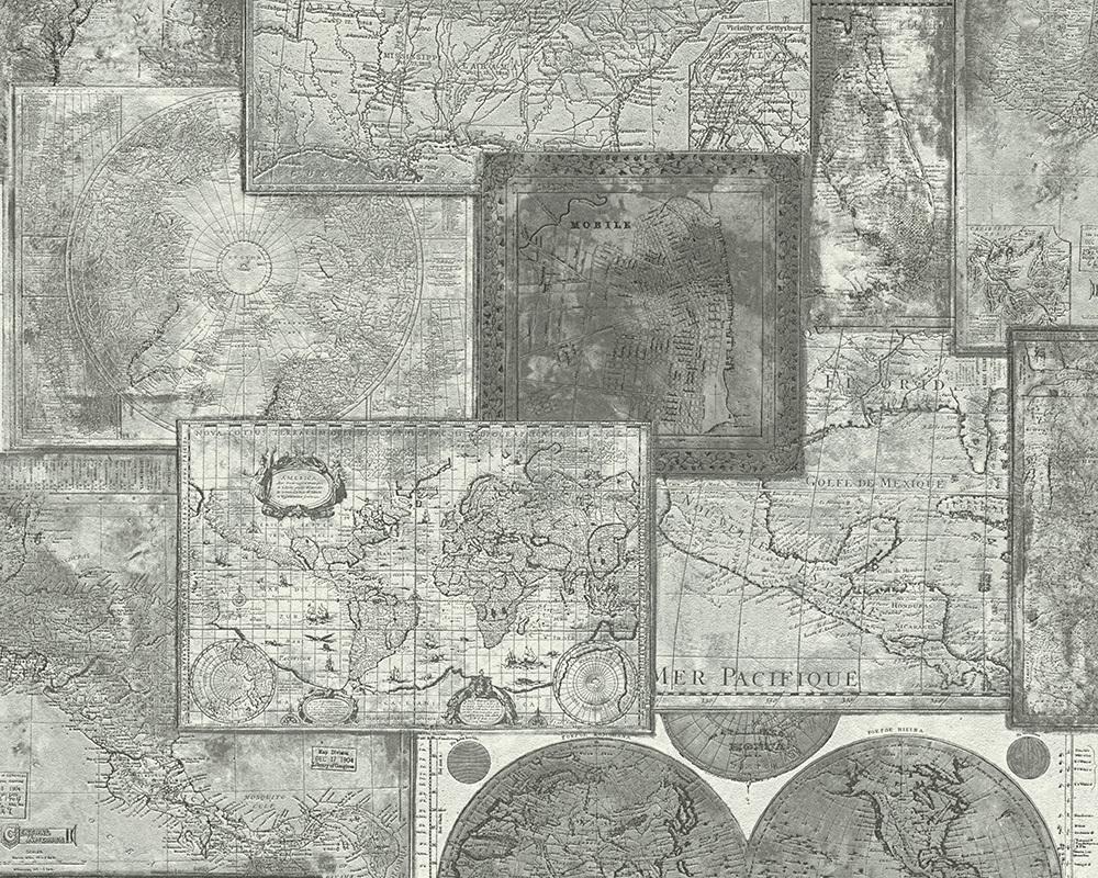 Немецкие обои A. S. Creation,  коллекция Faro IV, артикул6643-27