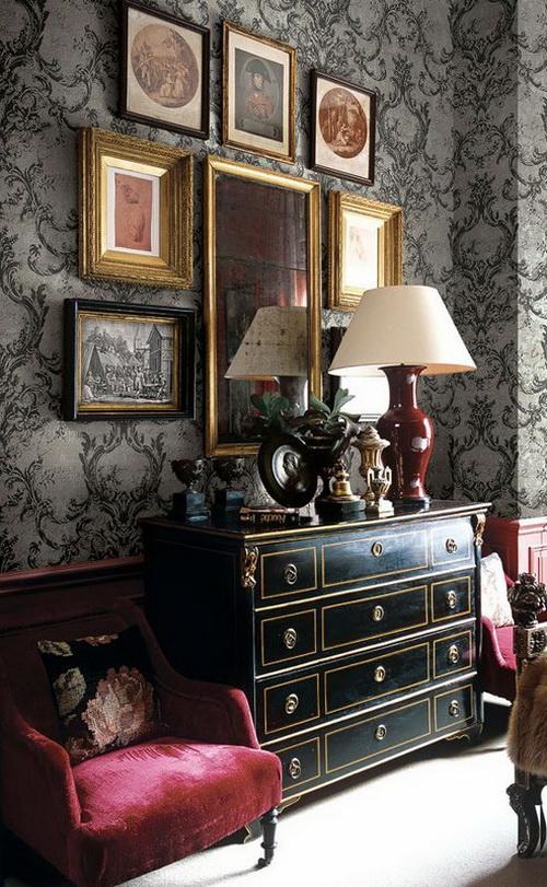 Немецкие обои KT-Exclusive,  коллекция Heritage House Whitehall, артикулGB71310