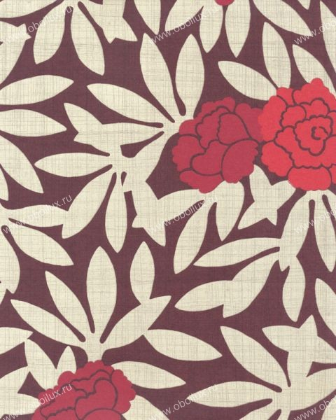 Английские обои Osborne & Little,  коллекция Wallpaper Album IV, артикулW5220-01