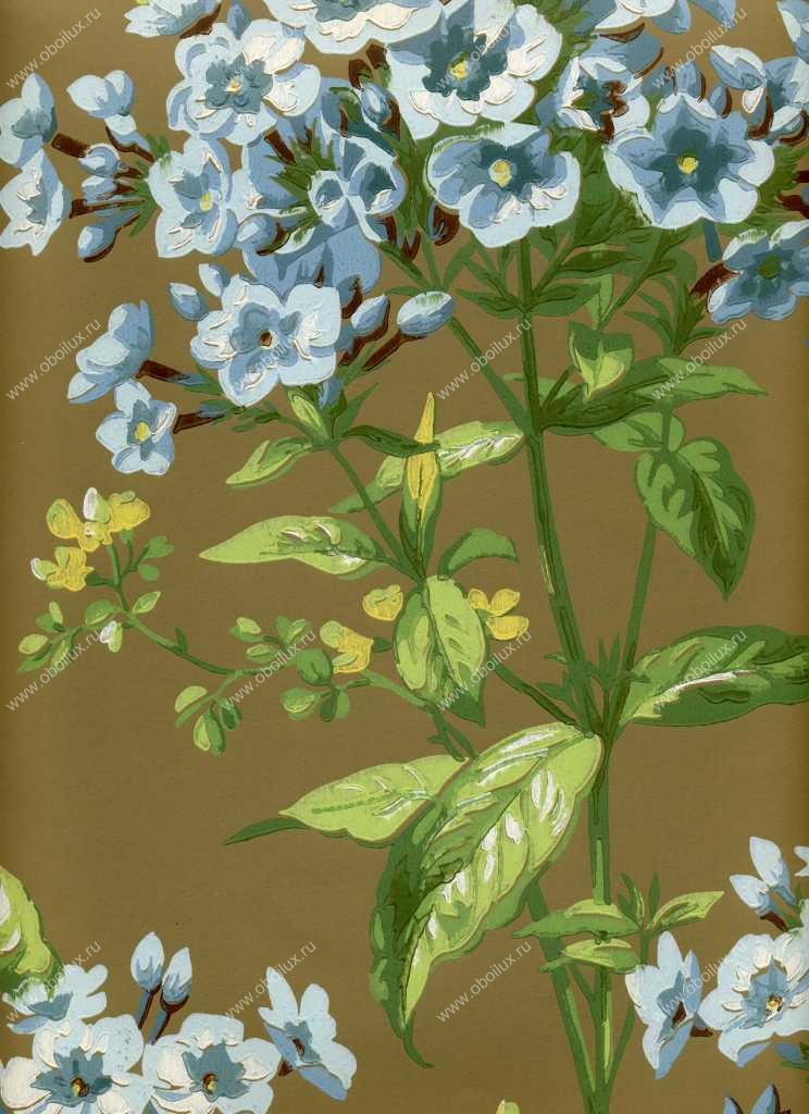 Американские обои York,  коллекция Ashford House - Flowers S.E., артикулCF-6311