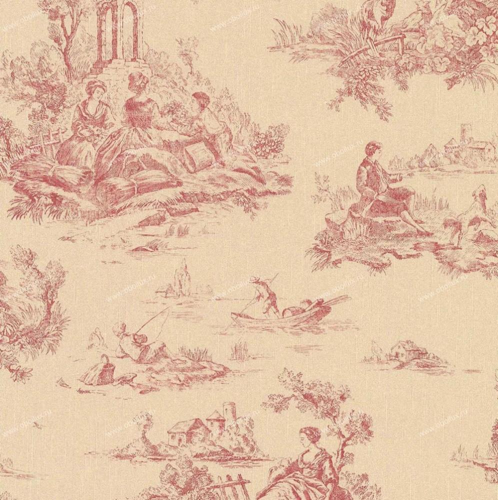 Французские обои Lutece,  коллекция French Classics, артикул12112110