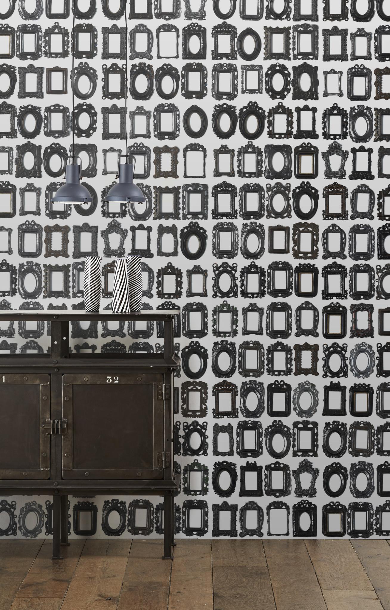 Обои  NLXL,  коллекция Paola Navone & Daniel Rozensztroch, артикулDRO-01