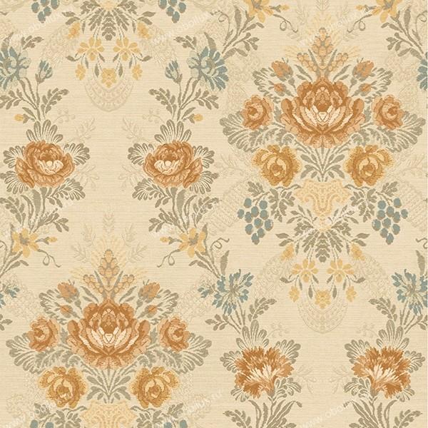 Американские обои Wallquest,  коллекция French Tapestry, артикулTS70305