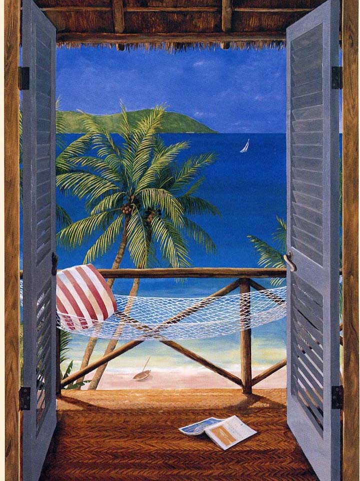 Американские обои York,  коллекция Mural Portfolio, артикулOA4683M