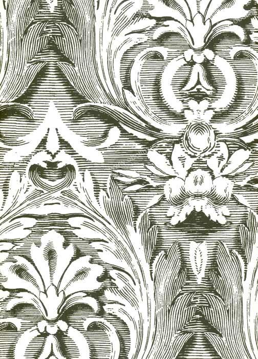 Американские обои Wallquest,  коллекция Etchings, артикулET30300