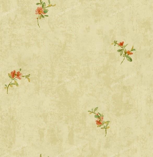 Американские обои Seabrook,  коллекция Garden Diary, артикулCY10804
