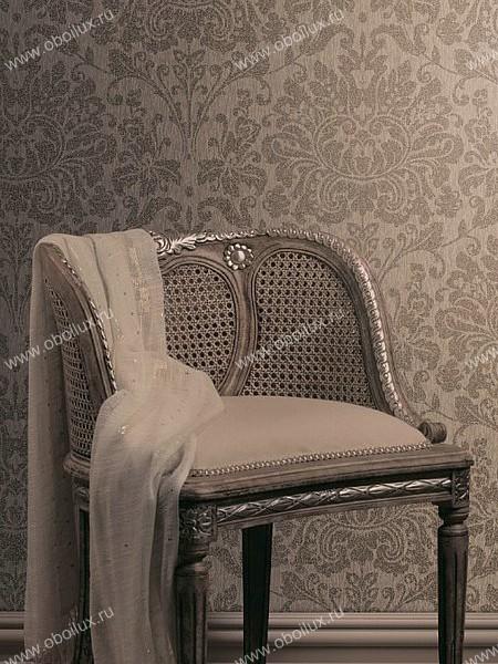 Бельгийские обои Tiffany Designs,  коллекция Black Pearl, артикулBP104